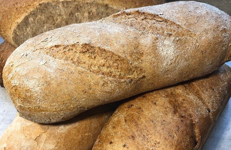 Christensen bakeri - Brød
