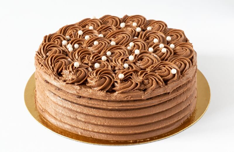 Baker Brun & Solbrød - Sjokoladekake