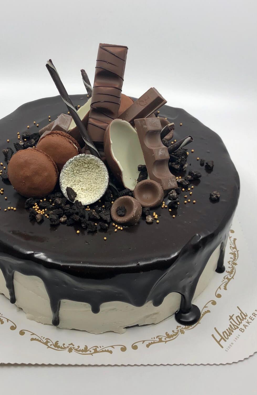 Hamstad bakeri - Dripcake