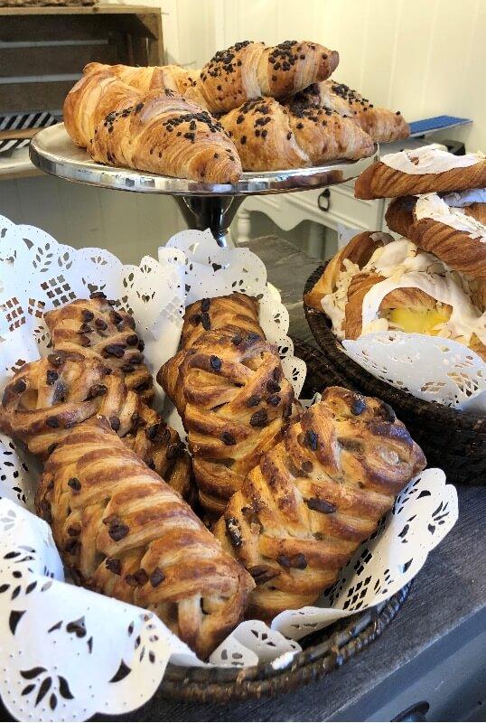 Hamstad bakeri - Småbakst