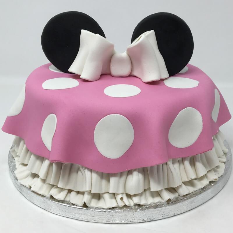 Aanerud bakeri - Minni Mus kake