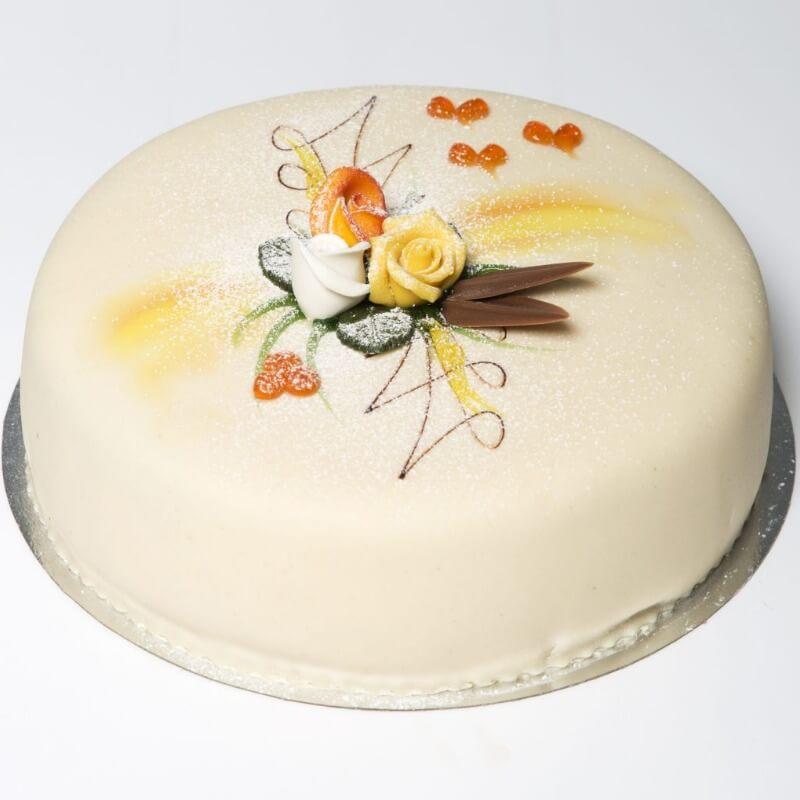 Haugli bakeri - Hvit dame