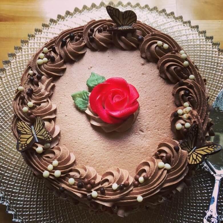 Gol bakeri - Sjokoladekake