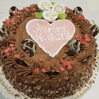 Nevlunghavn bakeri - Sjokoladekake