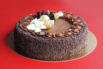 Vaaland Dampbakeri & Conditori - Sjokoladekake