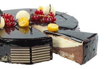 Hjemmebakeriet - Sjokolademousse