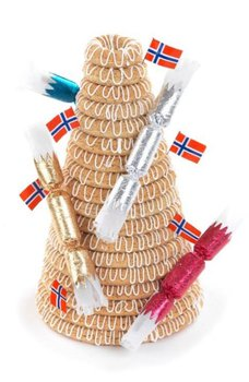 Byåsen Bakeri - Kransekake