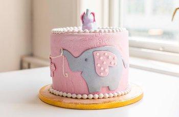Rosenborg bakeri - Baby kake