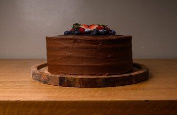 Harstadbotn Bakeri og Konditori - Sjokoladekake