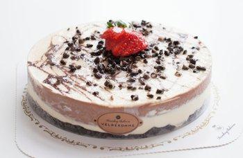 Rosenborg bakeri - Oreo cheesecake