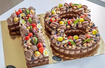 Rosenborg bakeri - ABC kake