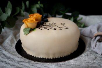 Pedersens Bakeri - Marsipankake