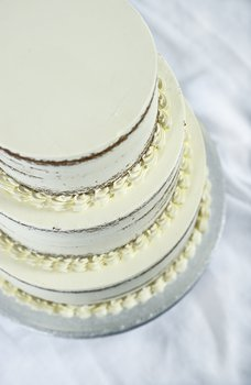 Cakes by Hancock - Naked Bryllupskake