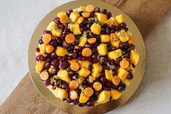 Vaaland Dampbakeri & Conditori - Fruktkake