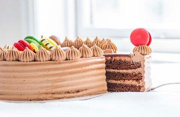 Rosenborg bakeri - Sjokoladekake