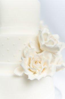 Cakes by Hancock - Mari Bryllupskake