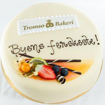 Tromsø Bakeri - Lukka valnøtt