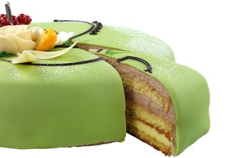 Hjemmebakeriet - Lugano kake