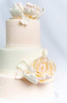 Cakes by Hancock - Sara Bryllupskake