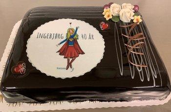Christensen bakeri - Sjokoladedrøm